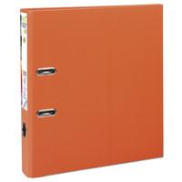 thumb-Ordner Prem'touch, 50mm, A4 maxi, oranje-1