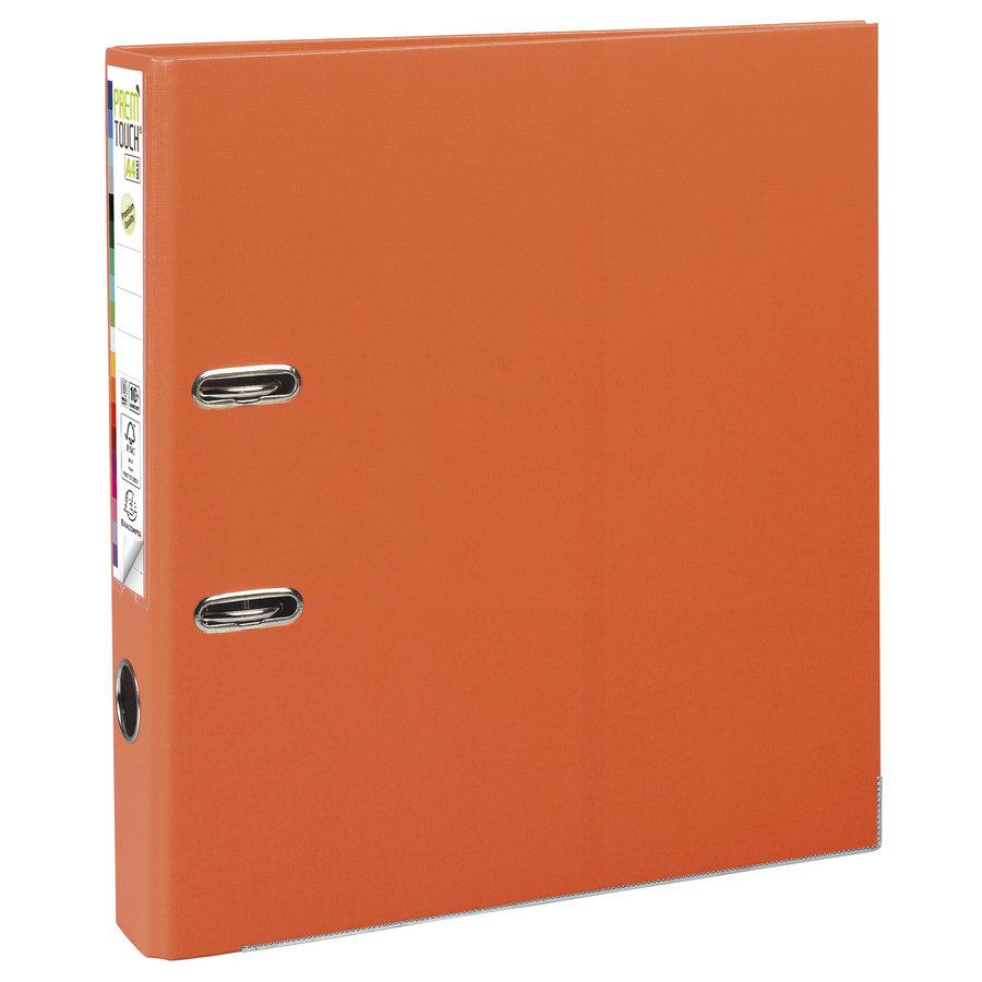 Ordner Prem'touch, 50mm, A4 maxi, oranje-1