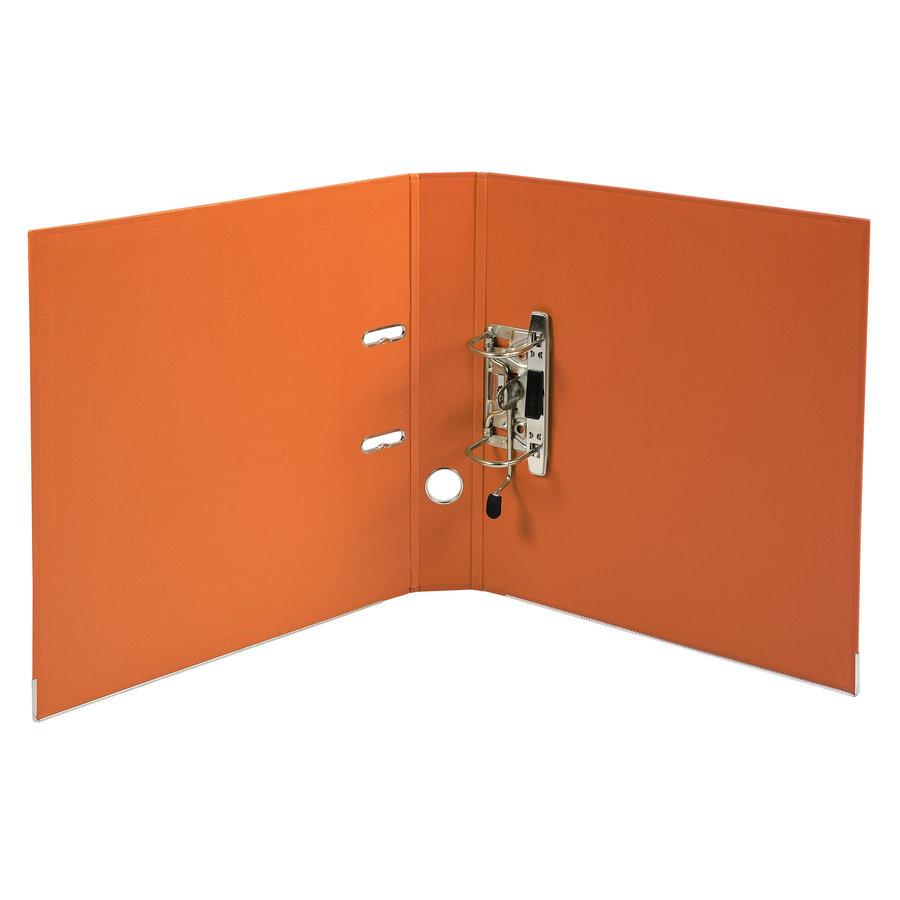 Ordner Prem'touch, 50mm, A4 maxi, oranje-4