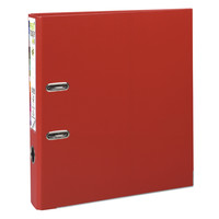 thumb-Ordner Prem'touch, 50mm, A4 maxi, rood-1