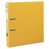 thumb-Ordner Prem'touch, 50mm, A4 maxi, geel-1