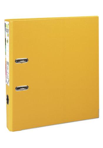 Exacompta Ordner Prem'touch, 50mm, A4 maxi, geel