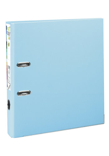 Exacompta Ordner Prem'touch, 50mm, A4 maxi, lichtblauw