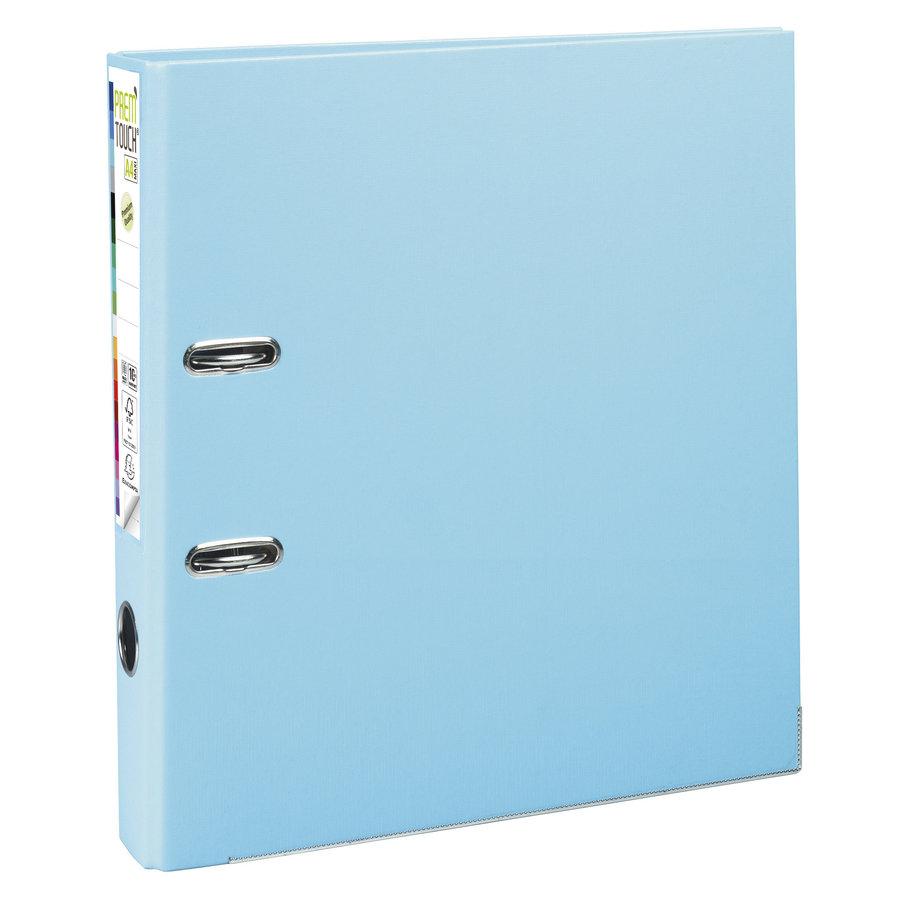 Ordner Prem'touch, 50mm, A4 maxi, lichtblauw-1