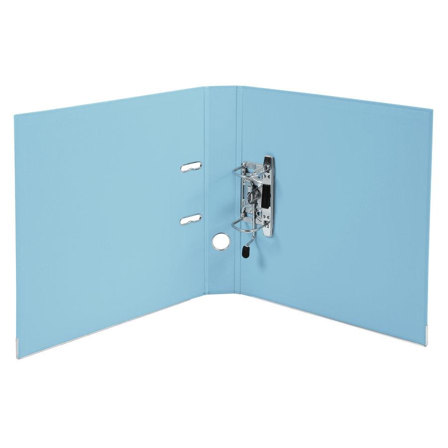 Ordner Prem'touch, 50mm, A4 maxi, lichtblauw-4