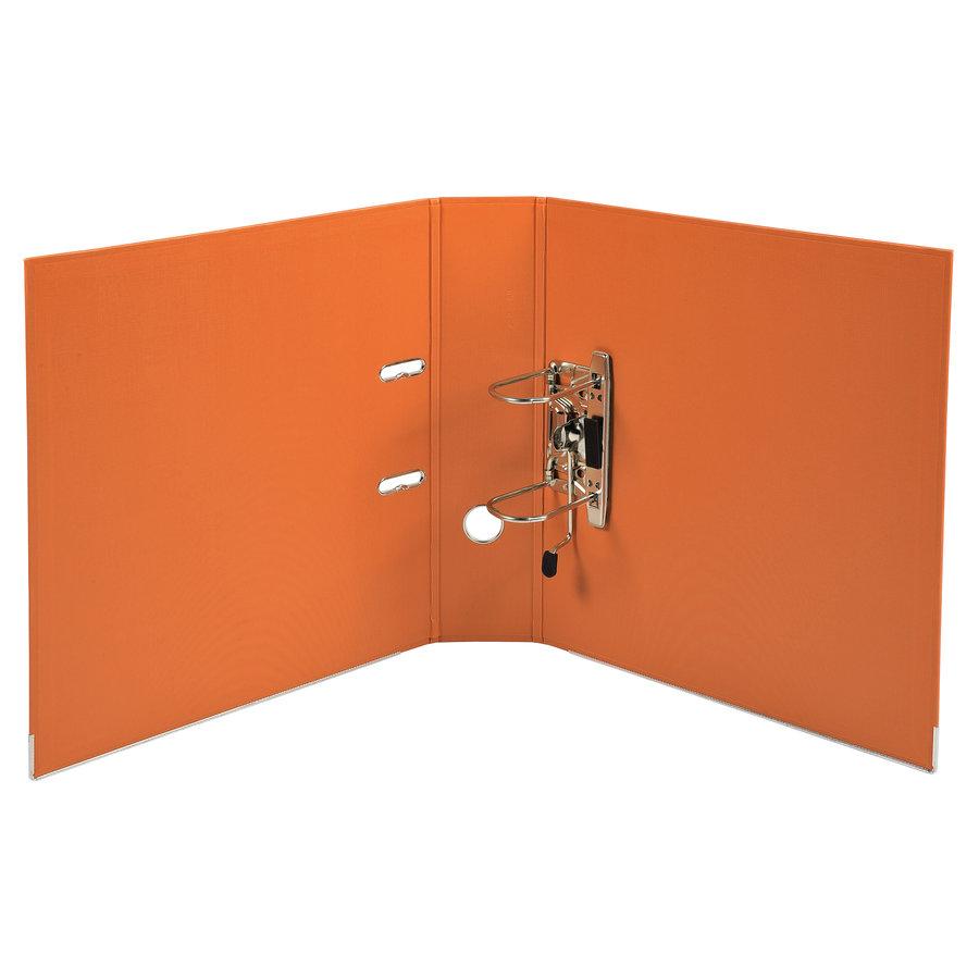 Ordner Prem'touch, 80mm, A4 maxi, oranje-4