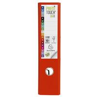 thumb-Ordner Prem'touch, 80mm, A4 maxi, rood-2