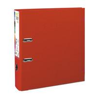 thumb-Ordner Prem'touch, 80mm, A4 maxi, rood-1