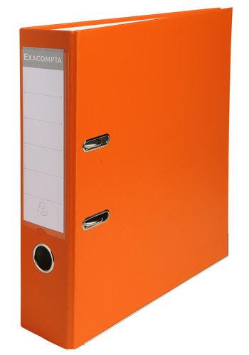 Exacompta Ordner, 80mm, A4, oranje
