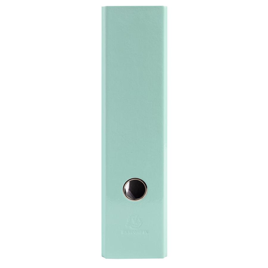 Ordner Aquarel, 80mm, A4, pastelgroen-2