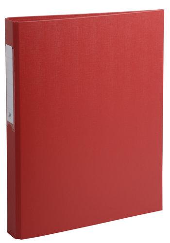 Exacompta Ringmap, ringen 25 mm, A4, rood