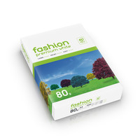 Kopieerpapier fashion, wit, A4, 80g