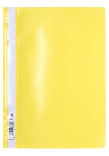 Exacompta Bestekmapje, A4, geel
