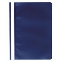 Bestekmapje, A4, donkerblauw