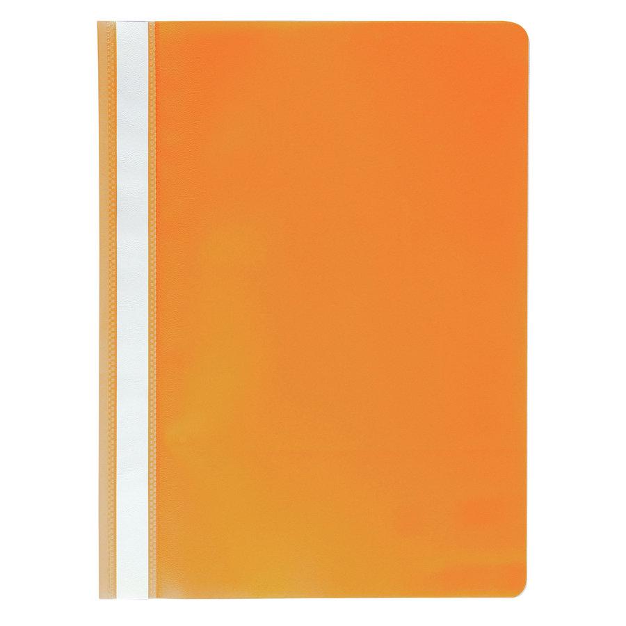 Bestekmapje, A4, oranje-1