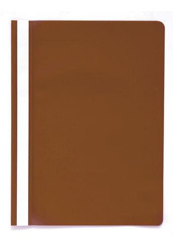 Exacompta Bestekmapje, A4, bruin