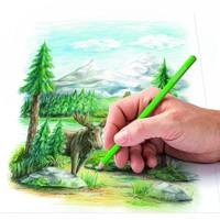 thumb-Kleurpotloden, Design Journey 146 C, 24 kleuren-5