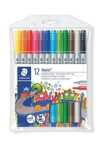 Staedtler Kleurstiften, Noris 320, 12 kleuren