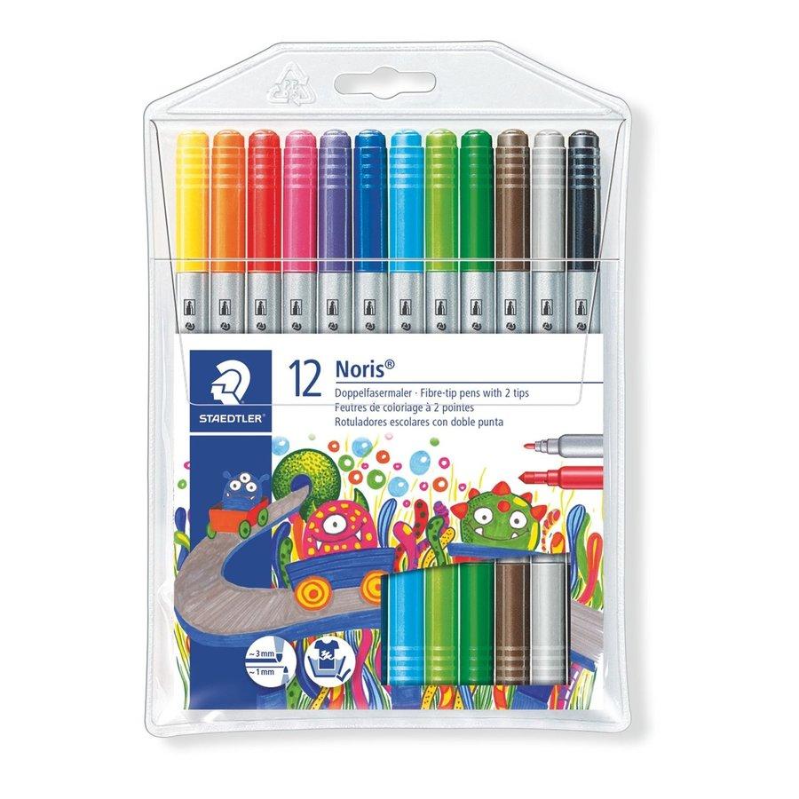Kleurstiften, Noris 320, 12 kleuren-1