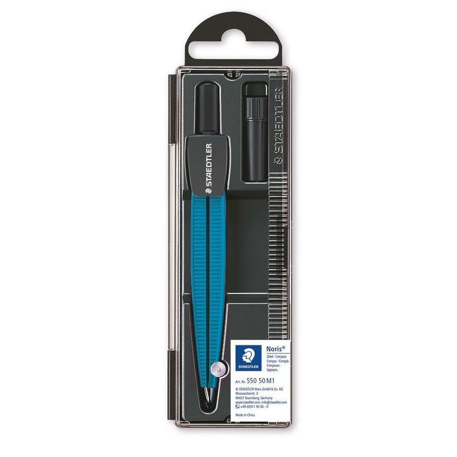 Passer, Noris 550, metallic blauw-1
