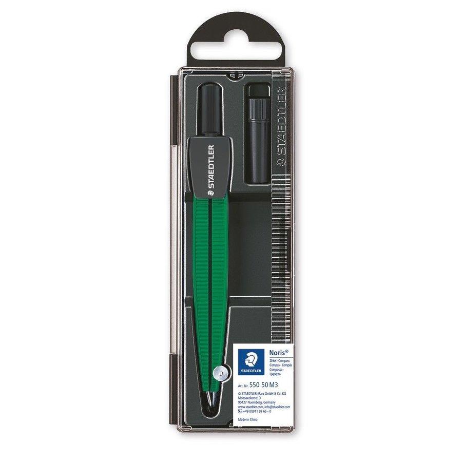 Passer, Noris 550, metallic groen-1