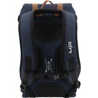 thumb-Rugzak met USB-poort, Heritage Blue, blauw-3