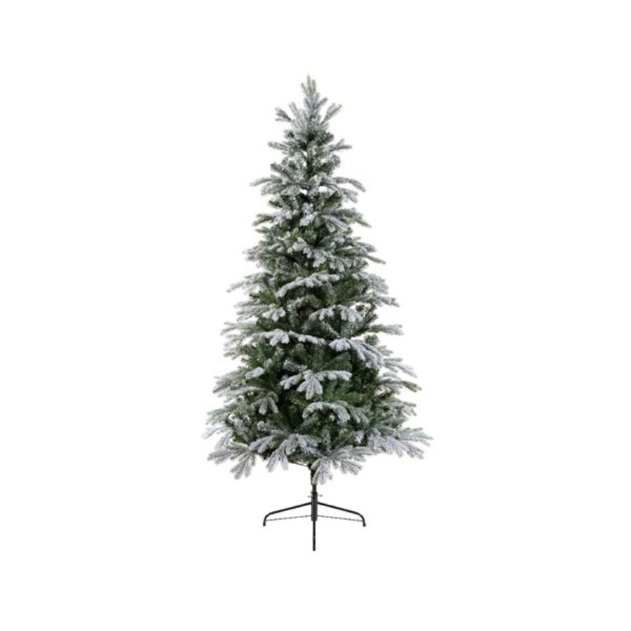 Kerstboom frosted Sunndal 210cm-1
