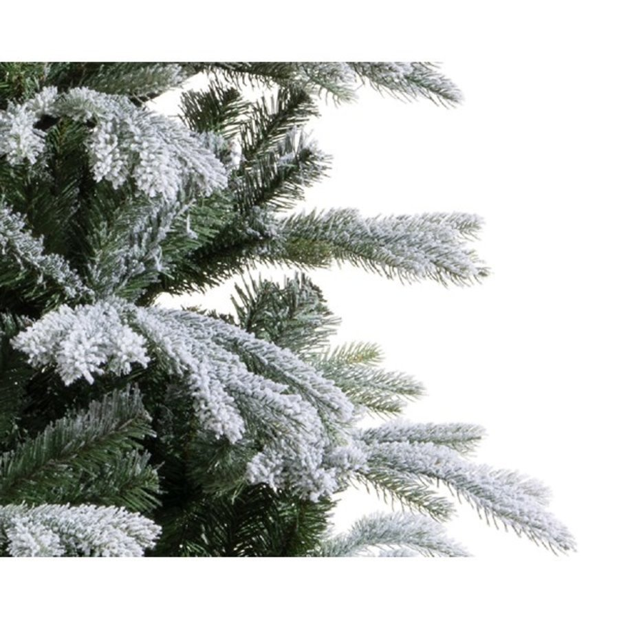 Kerstboom frosted Sunndal 210cm-2