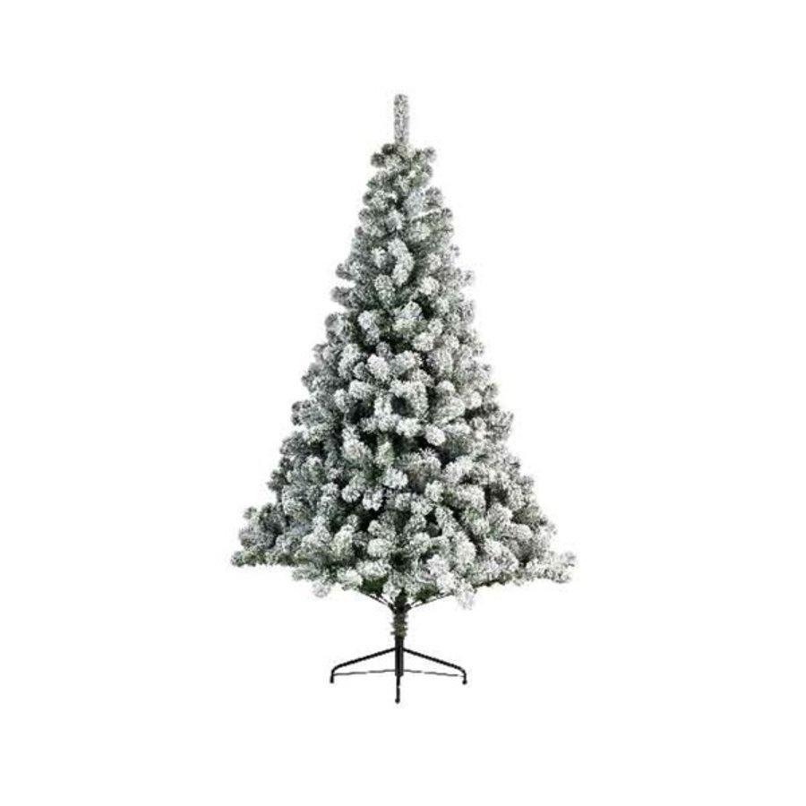 Kerstboom snowy Imperial pine 150cm-1