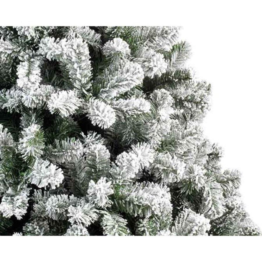 Kerstboom snowy Imperial pine 180cm-2