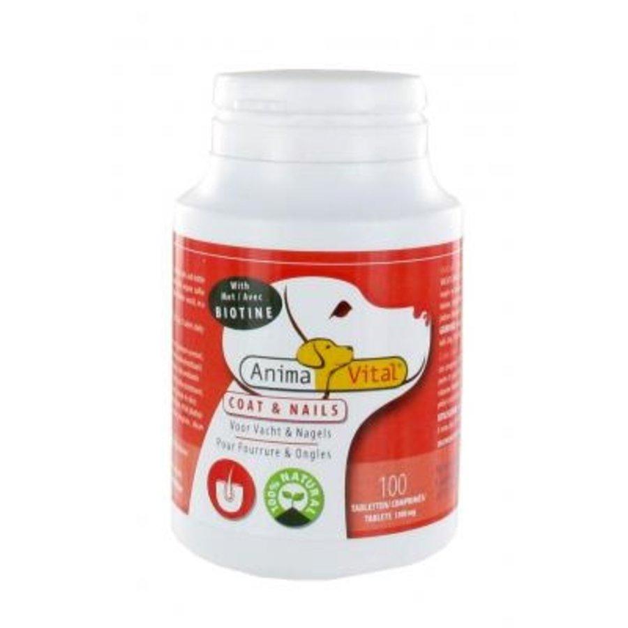Biotine complex tabletten, 100 stuks-1