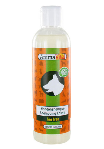 AnimaVital Hondenshampoo, tea tree, 200ml