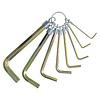 Conmetall Set inbussleutelset 2-10mm  8 dlg