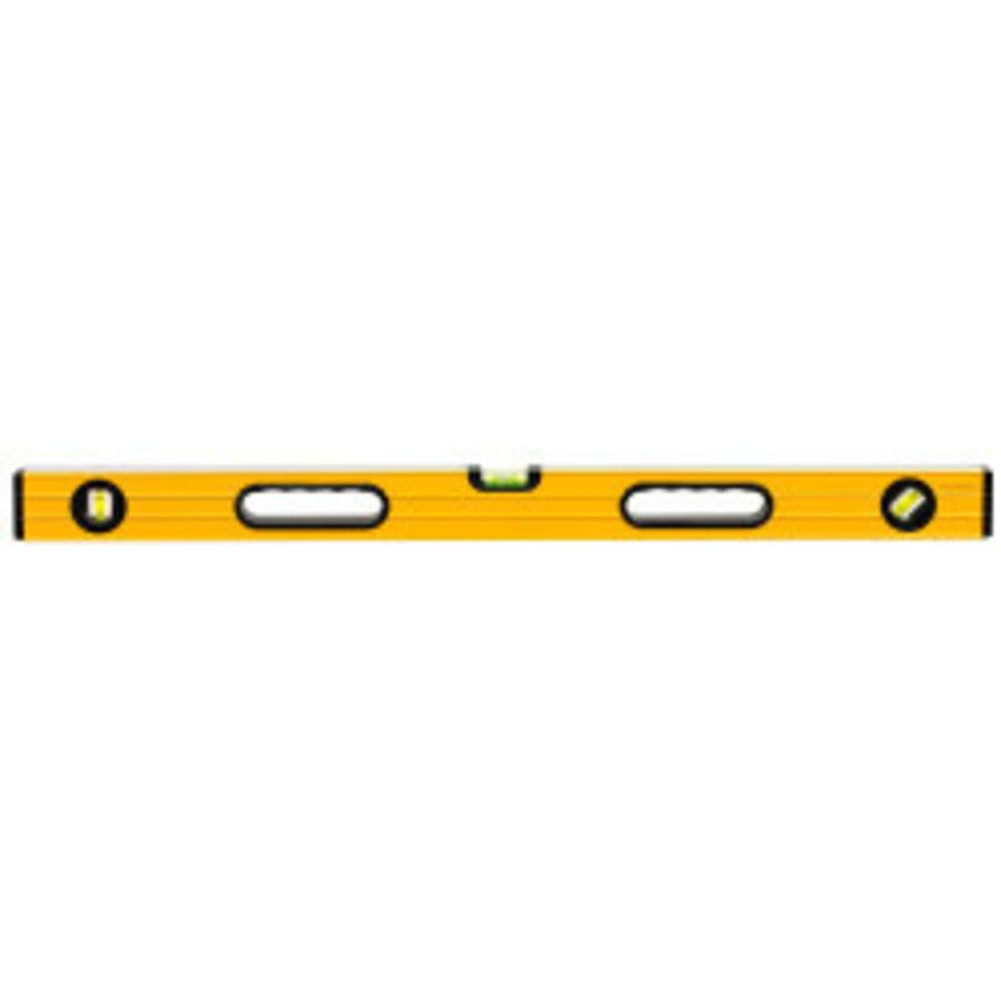 Waterpas 100cm duo-greep alu-1