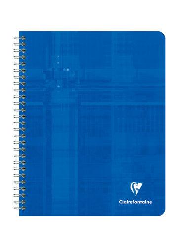 Clairefontaine Schrift 120p gelijnd 90g 16.5x21cm