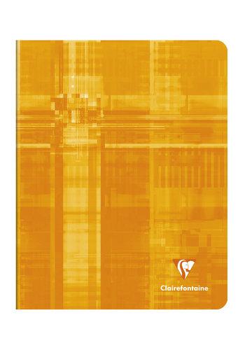 Clairefontaine Schrift geniet 120p geruit 16.5x21cm