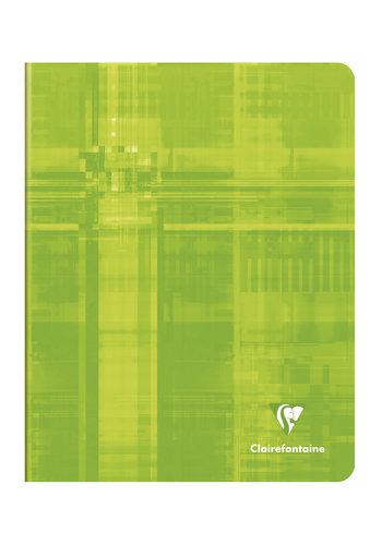 Clairefontaine Schrift geniet 120p gelijnd 16.5x21cm