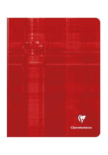 Clairefontaine Schrift geniet 16.5x21cm 72p gelijnd