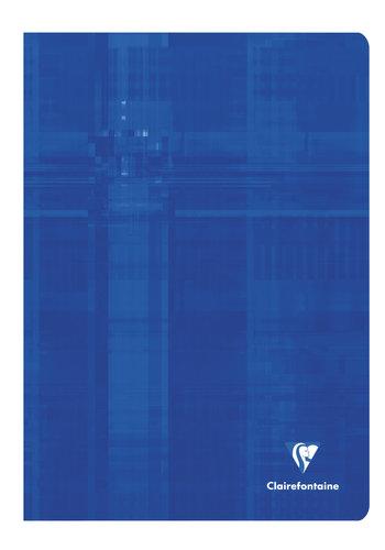 Clairefontaine Schrift geniet gelijnd 80p 21x29.7cm