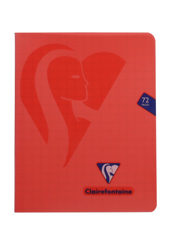 Clairefontaine Mimesys schrift geruit 36bl 16.5x21cm