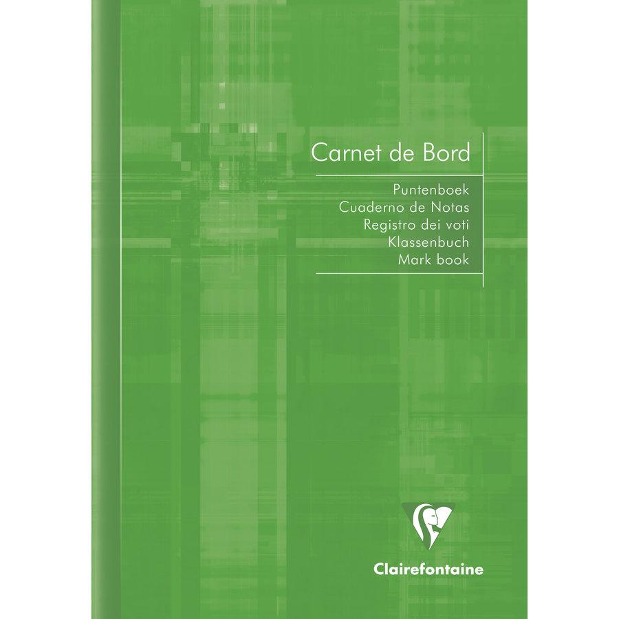 Puntenboek geniet 14.8x21cm 64p-1