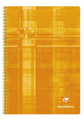 Clairefontaine Spiraalschrift A4 gelijnd 100p