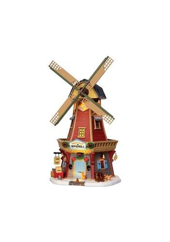 Lemax Harvest valley windmill