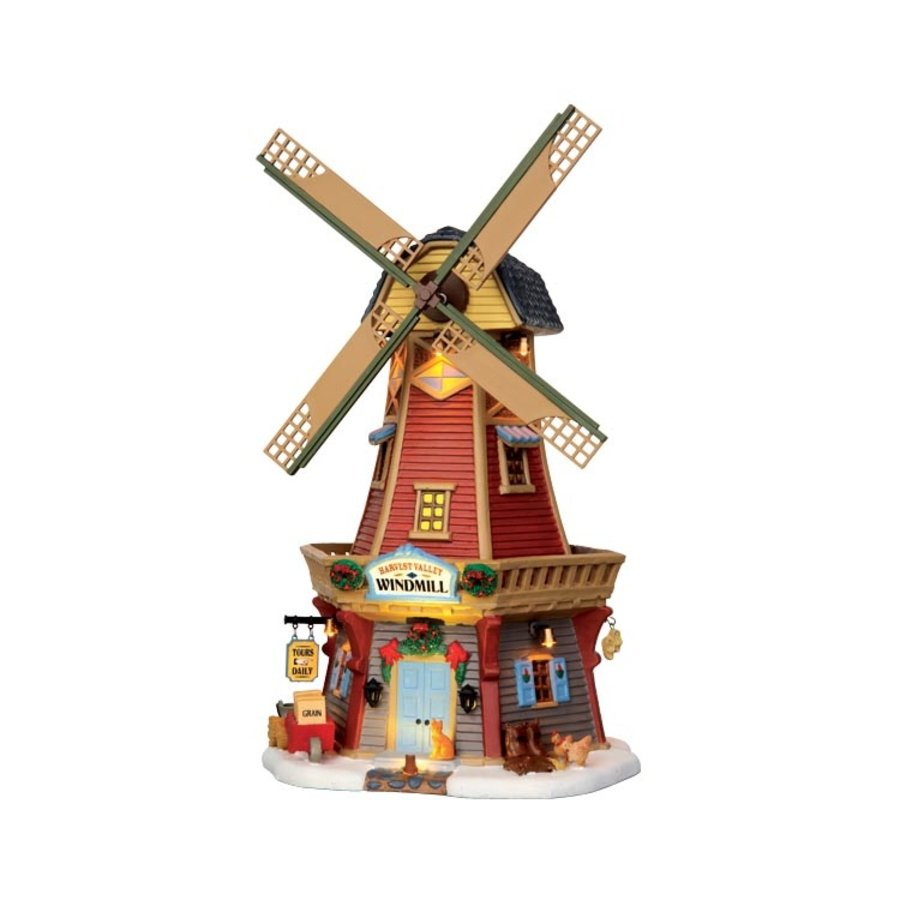 Harvest valley windmill-1