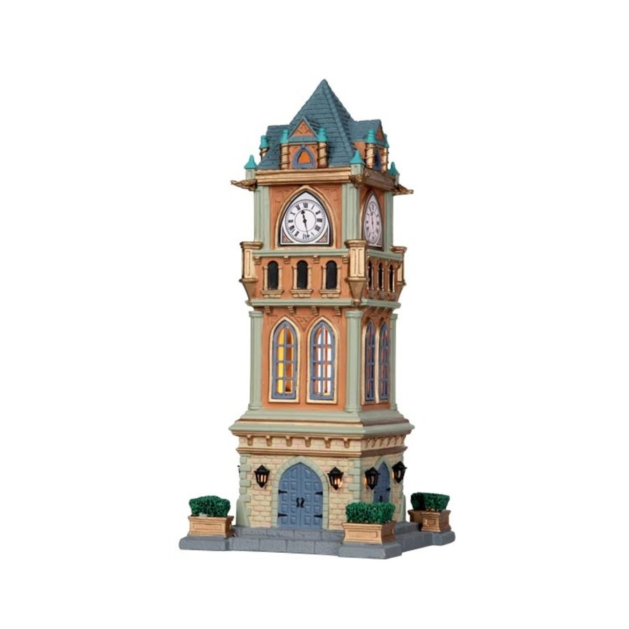 Municipal clock tower-1