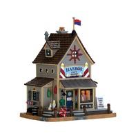 Harbor gift shop led