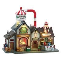 Bell's gourmet popcorn factory