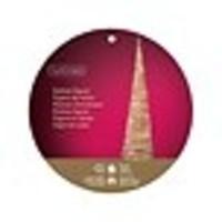 thumb-LED piramide rattan sneeuw 120cm 72lights-2