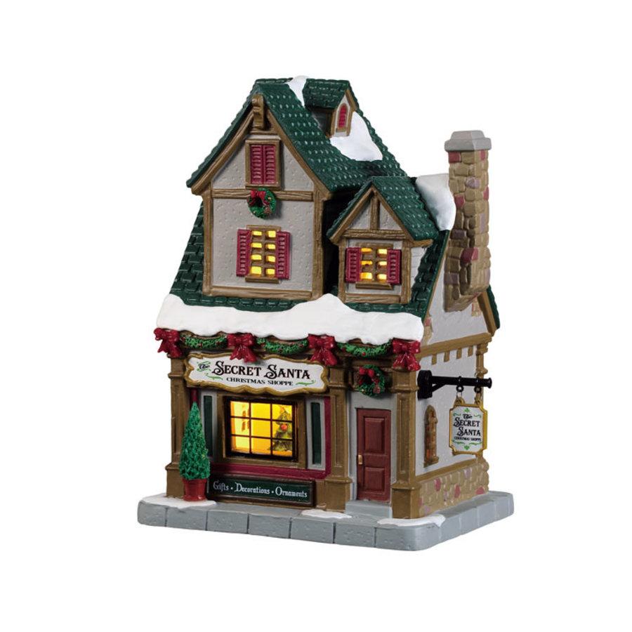 The secret santa christmas shoppe-1