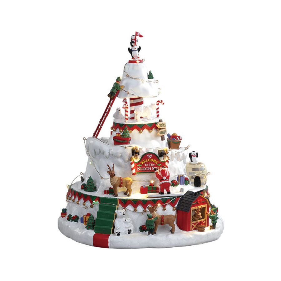 North pole tower-1